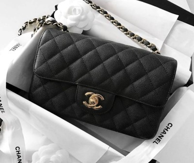 Chanel Flap Cavier