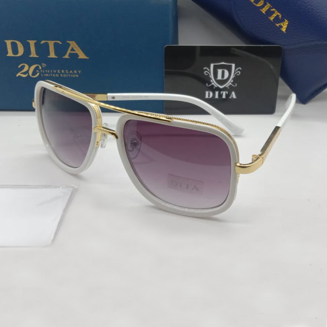 Dita Unisex Sunglasses with Brand Box