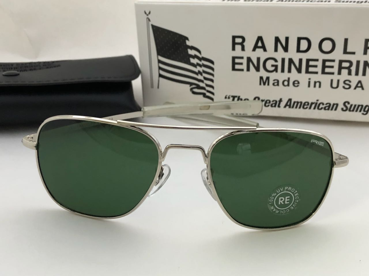 Randolph Engineering Aviator Silver