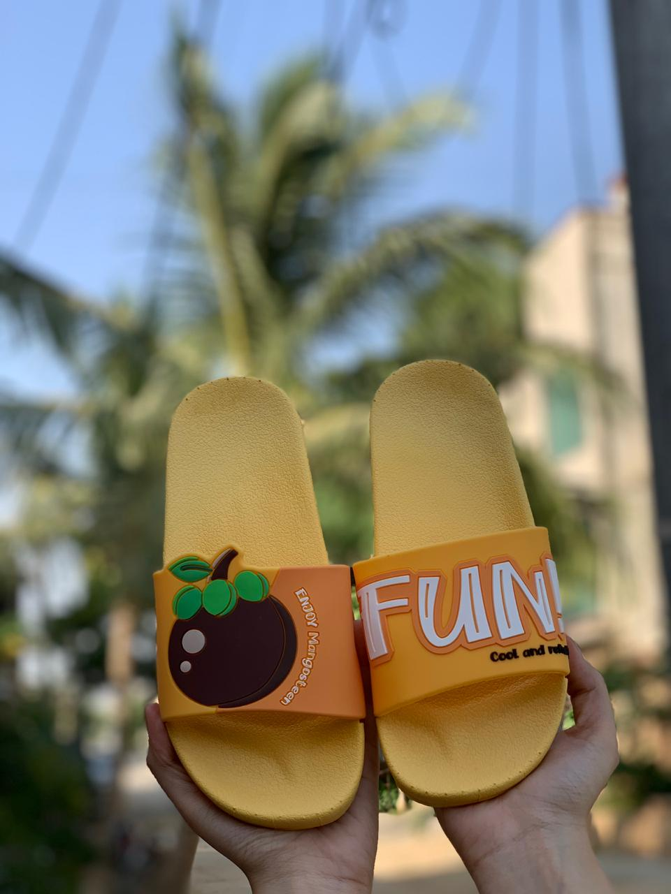 Fun Slides Yellow
