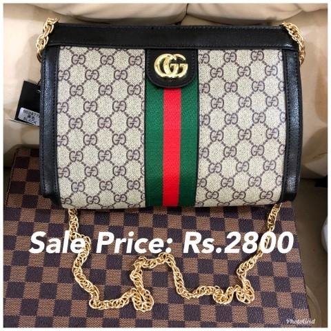 Gucci ophidia sidebag