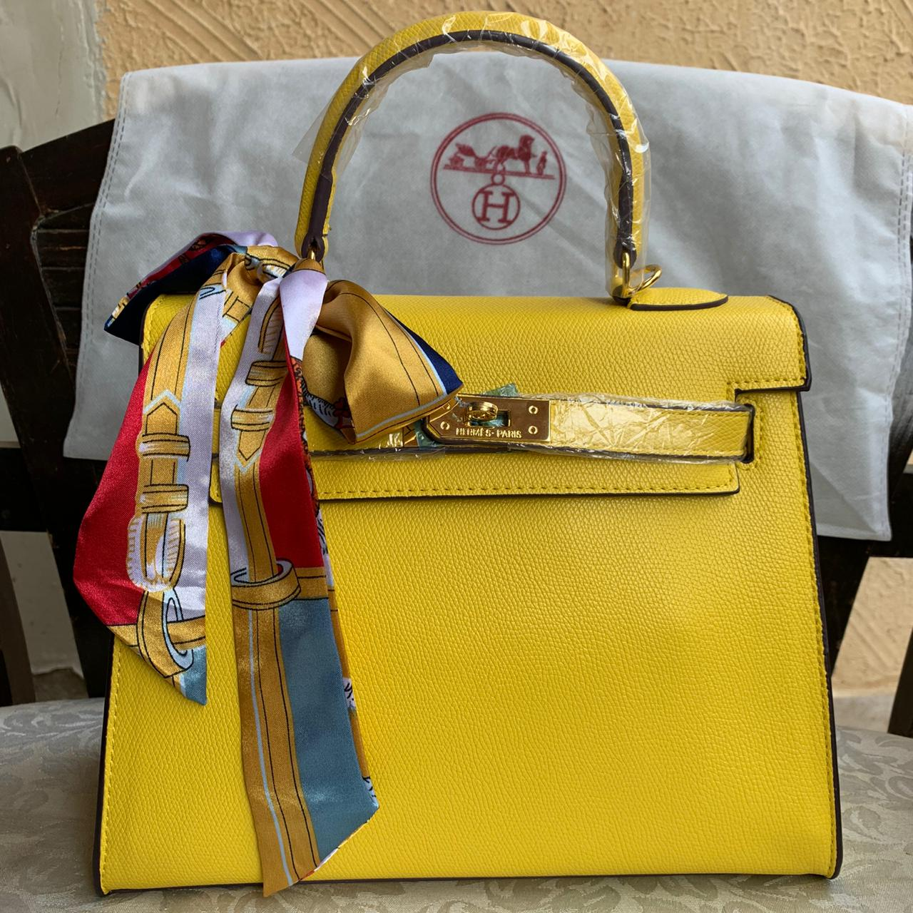 Hermes Kelly With Key and Lock