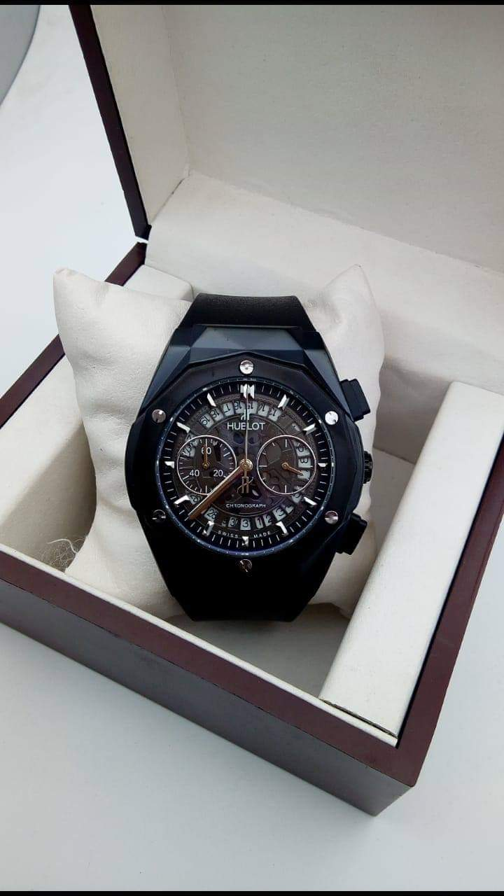 Hublot Black Watch