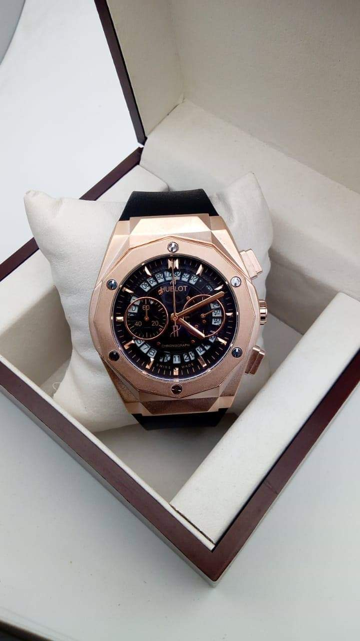 Hublot Golden Watch