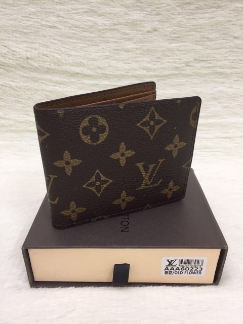 LV Pattern Wallet
