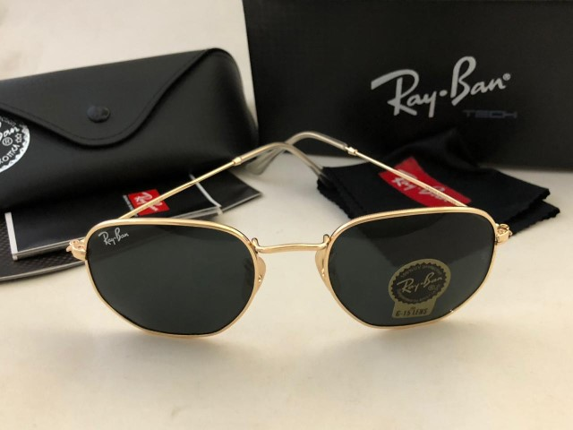 Rayban (New Edition) Golden Frame