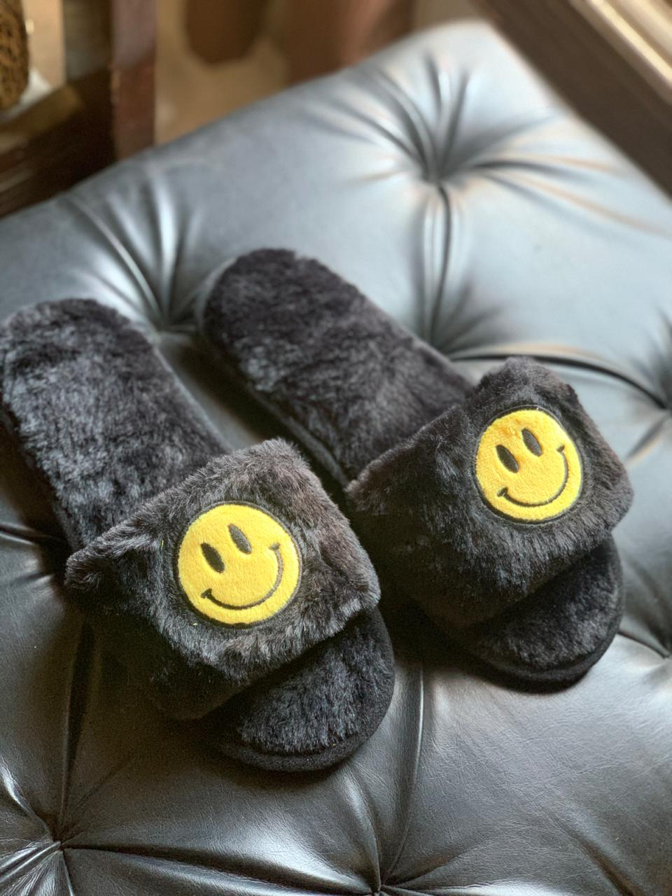 Smiley Slides Fur
